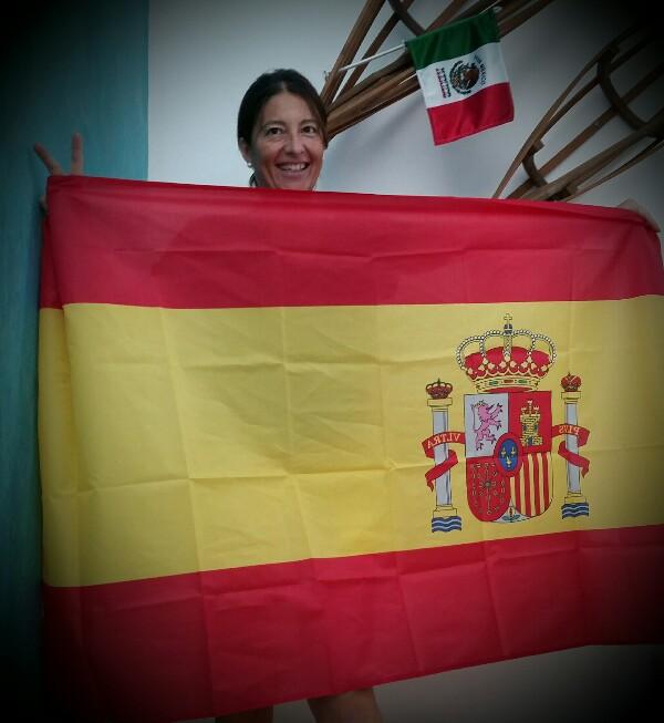 Viva España. Viva México