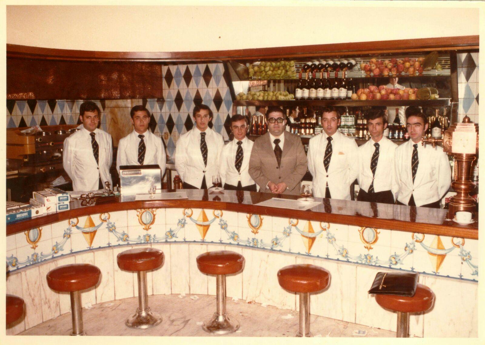 Cafetería Benítez. La importancia de un buen equipo